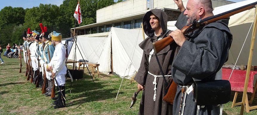 Clergues de la Croada Gironina