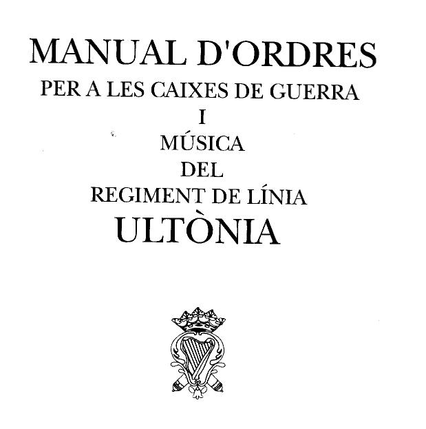 Música Regiment Ultònia
