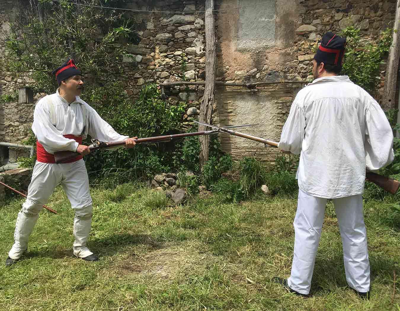 NEMA Napoleonic Era Martial Arts