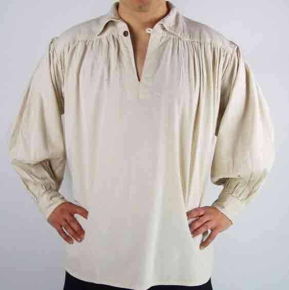 Camisa de cotó